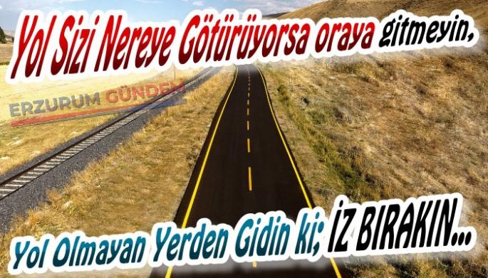 Büyükşehir Erzurum'da Aynı Anda 500 Noktada Çalışıyor!