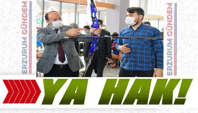 Erzurum Teknik'ten Tanıtım Festivali