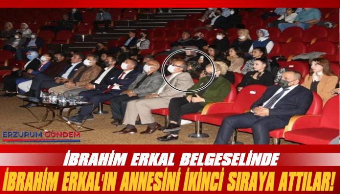 İbrahim Erkal Belgeselinde Erkal'ın Annesine Saygısızlık!