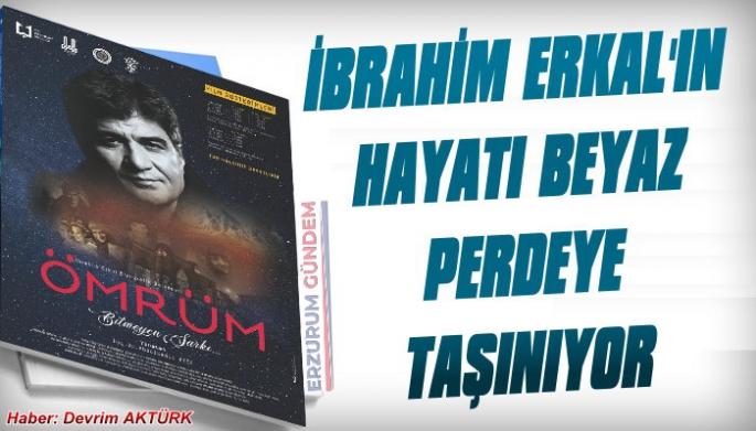 İbrahim Erkal'ın Hayatı Beyaz Perdeye Taşınıyor