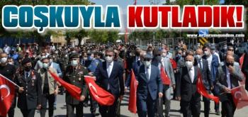 Atatürk'ün Erzurum'a Gelişi Coşkuyla Kutlandı