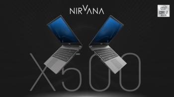 Casper'ın Yeni Laptopu Nirvana X500