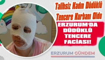 Erzurum'da Düdüklü Tencere Faciası!