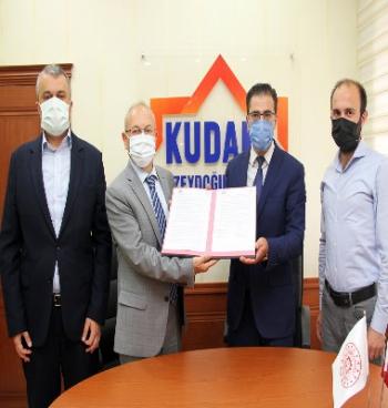 Erzurum'da Yüksek Rakım Test Merkezi İçin İmzalar Atıldı