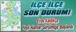 Erzurum Koronavirüs Risk Haritasında Son Durum