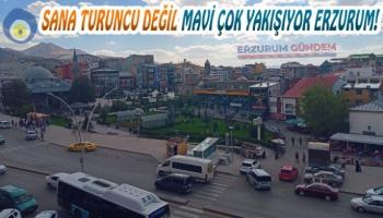 Erzurum Mavi Kategoriye Geçti