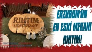 Erzurum'un Güvenilir Mekanı Rıhtım Restaurant