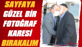 Horasan'a MHP Çıkarması