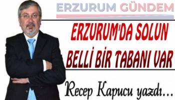 Recep Kapucu Yazdı: Erzurum'un CHP'si
