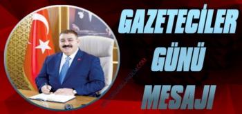 Sunar'dan 10 Ocak Çalışan Gazeteciler Günü Mesajı